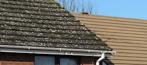 Gutter and roof cleaning in Reigate and Oxted